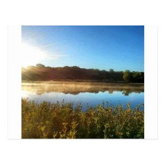 Sun on the Lake Postcard