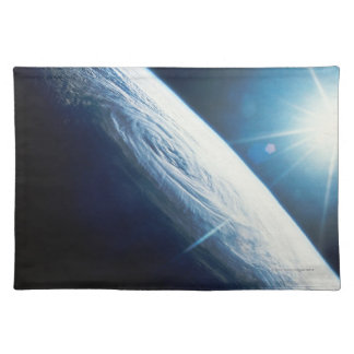 Sun over the Earth Placemat