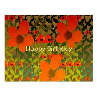 Sun Petals Postcard