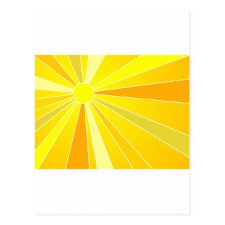 Sun Postcards
