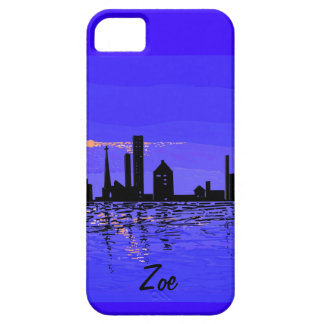 Sun Rise, digital art Barely There iPhone 5 Case
