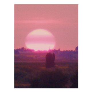 Sun Set! Post Cards