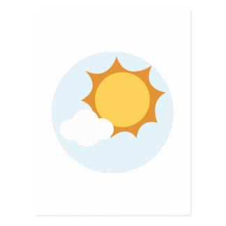 Sun Shine Postcard