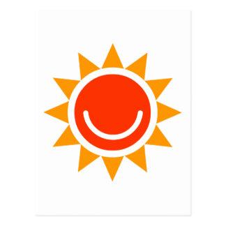 Sun Smile Postcards