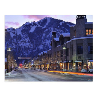 Sun Valley, Idaho - All-Season Resort Postcard