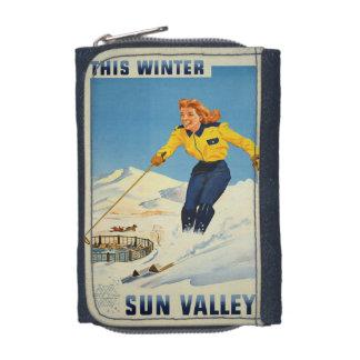 Sun Valley USA Vintage Travel wallets