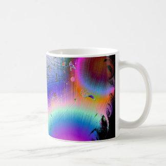 Sunburst with Oval Frame Coffee Mug