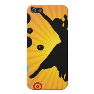 sundANCE Groovy Pern 4 casing iPhone 5/5S Case