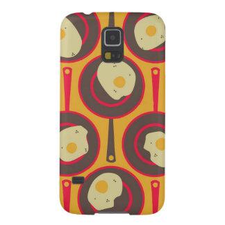 Sunday Fried Eggs Galaxy S5 Case