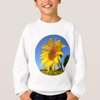 Sunflower 01.1rd, Field of Sunflowers Sweatshirt