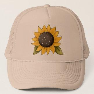 Sunflower Beauty Trucker Hat