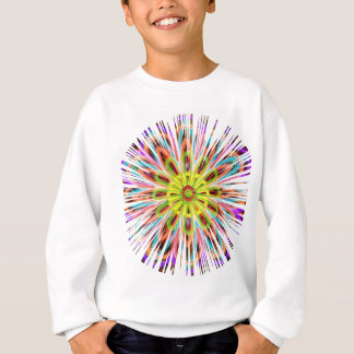 SunFlower Chakra Sparkle - Happy Colors Sweatshirt