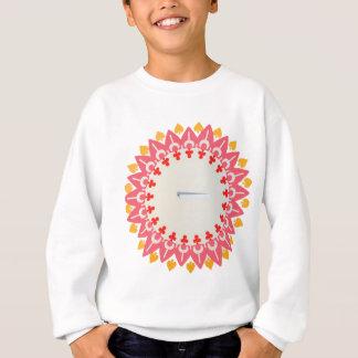 Sunflower design.. sweatshirt