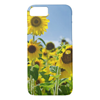 sunflower field iPhone 8/7 case