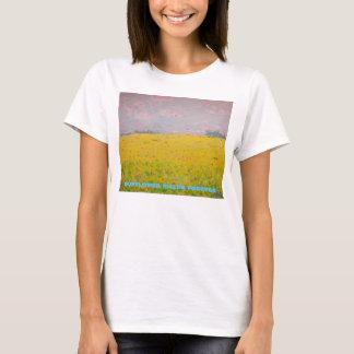 sunflower fields forever T-Shirt