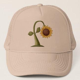 Sunflower Fields Trucker Hat