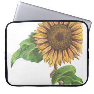Sunflower!!! Laptop Computer Sleeves