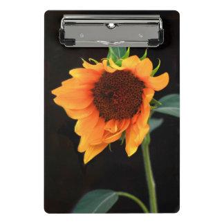 Sunflower mini clipboard
