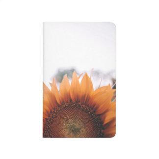 sunflower modern chill bullet journal