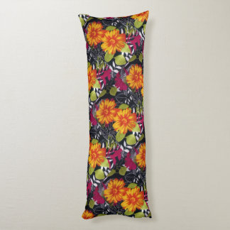 sunflower riot body cushion