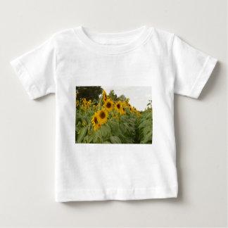 Sunflower Row Baby T-Shirt
