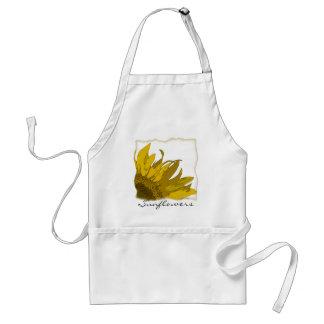 Sunflower Utility Apron