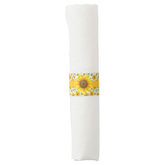 Sunflowers Napkin Band