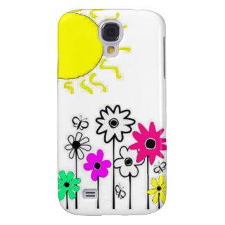 Sunny day galaxy s4 case