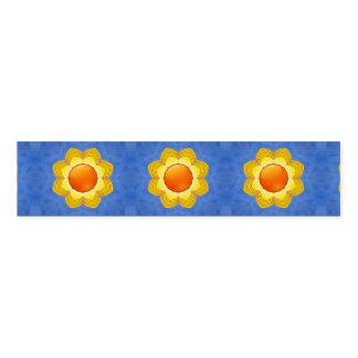 Sunny Day  Kaleidoscope Colorful Napkin Band