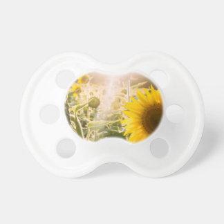 Sunny Sunflower Field Dummy