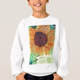 Sunny sunflowers sweatshirt