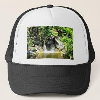 Sunreflected Waterfall Trucker Hat