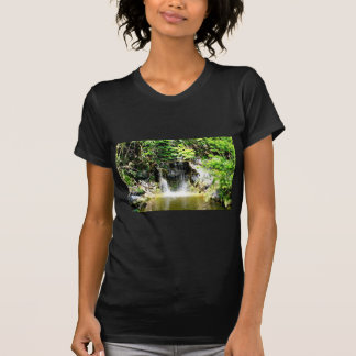 Sunreflected Waterfall Tshirt