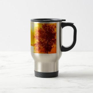 Sunrise Hot Amber Mugs