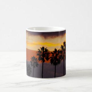 SUNRISE PALMS ( mug )