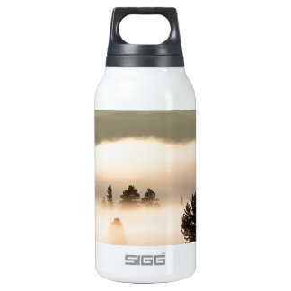 Sunrise Pelican Valley Yellowstone Wyoming Insulated Water Bottle