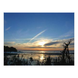 Sunrise RK the lake Photograph