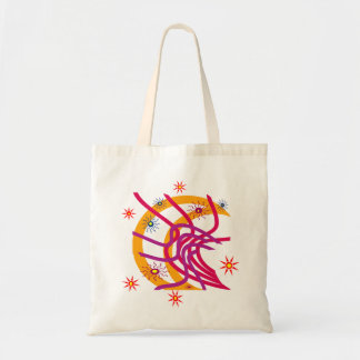 Suns and Moon Tote Bag