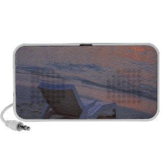 Sunset and Sea Travel Speaker