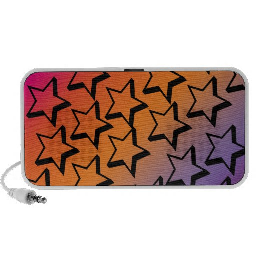 Sunset and Stars Speakers