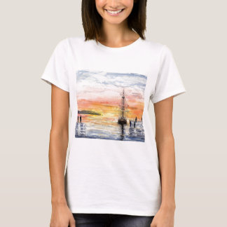 'Sunset Arrival' T-Shirt