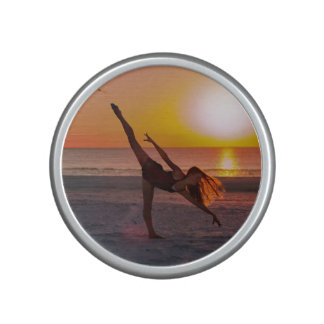 Sunset Ballet on the Beach Speaker