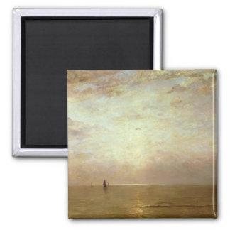 Sunset, c.1887 magnet