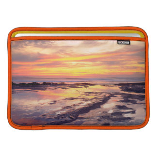 Sunset Cliffs tide pools MacBook Sleeve