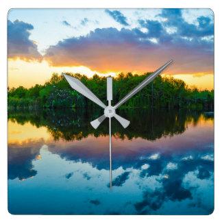 Sunset Clock from PhotosfromFlorida