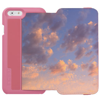 Sunset Clouds Wallet Case Incipio Watson™ iPhone 6 Wallet Case