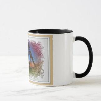 Sunset Design, Carlsbad California Mug
