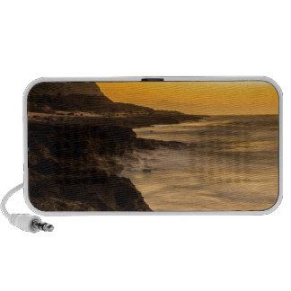 Sunset dreams iPod speaker