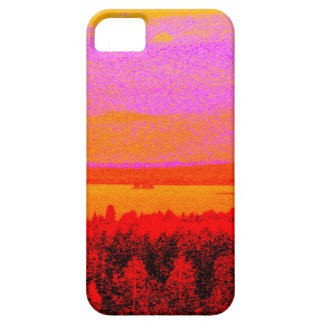 Sunset glow case for the iPhone 5