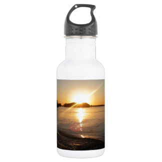 Sunset in Heaven 532 Ml Water Bottle